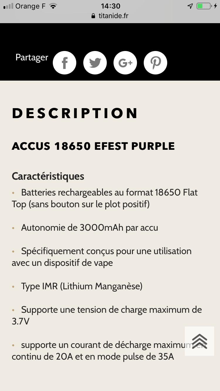 Mods mécanique ou mods électro : Titanide panach ou leto 2 Damas lequel est le mieux ?? - Page 3 Ab437410