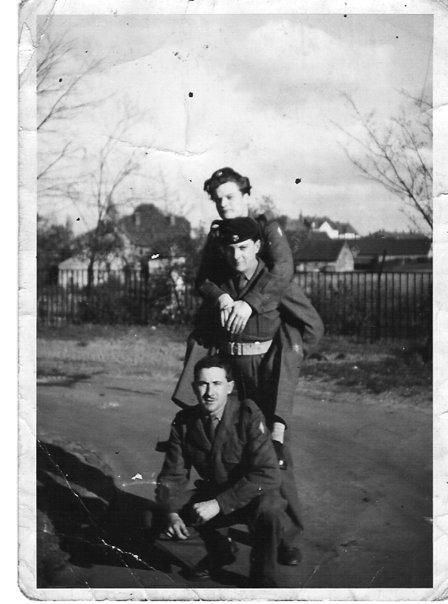Arthur Brazington-36 Corps Royal Engineers Osnabruck 1956-64 Photo111