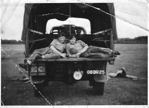 Arthur Brazington-36 Corps Royal Engineers Osnabruck 1956-64 Photo_13