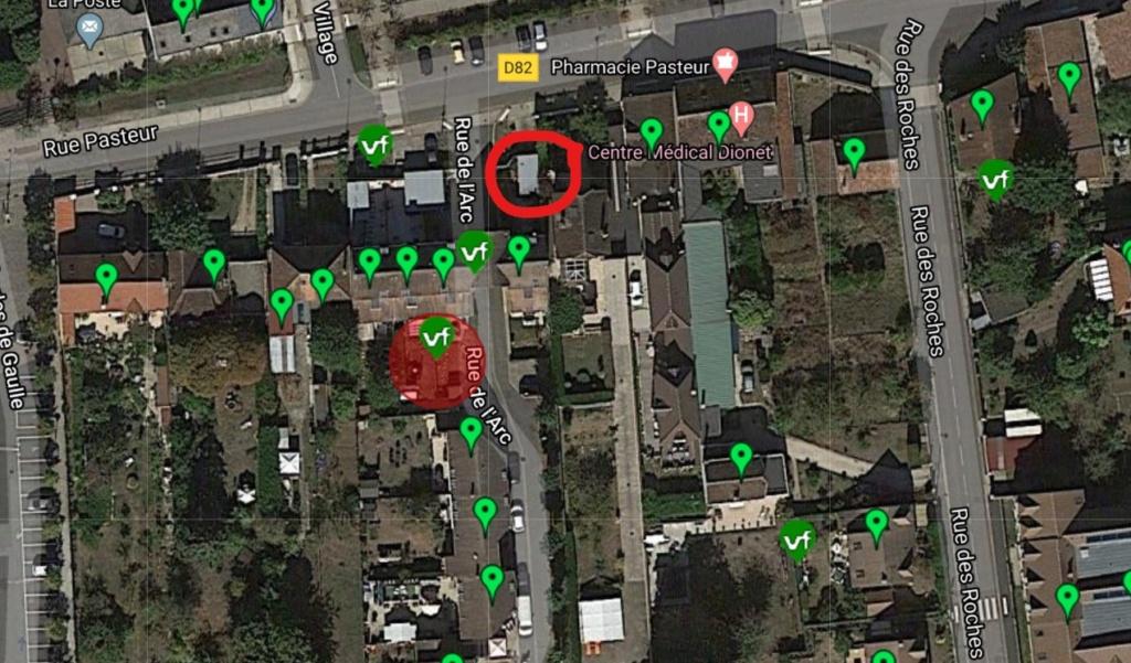 COVAGE Seine-et-Marne THD 14 BIS RUE PASTEUR 77240 VERT SAINT DENIS Inked111