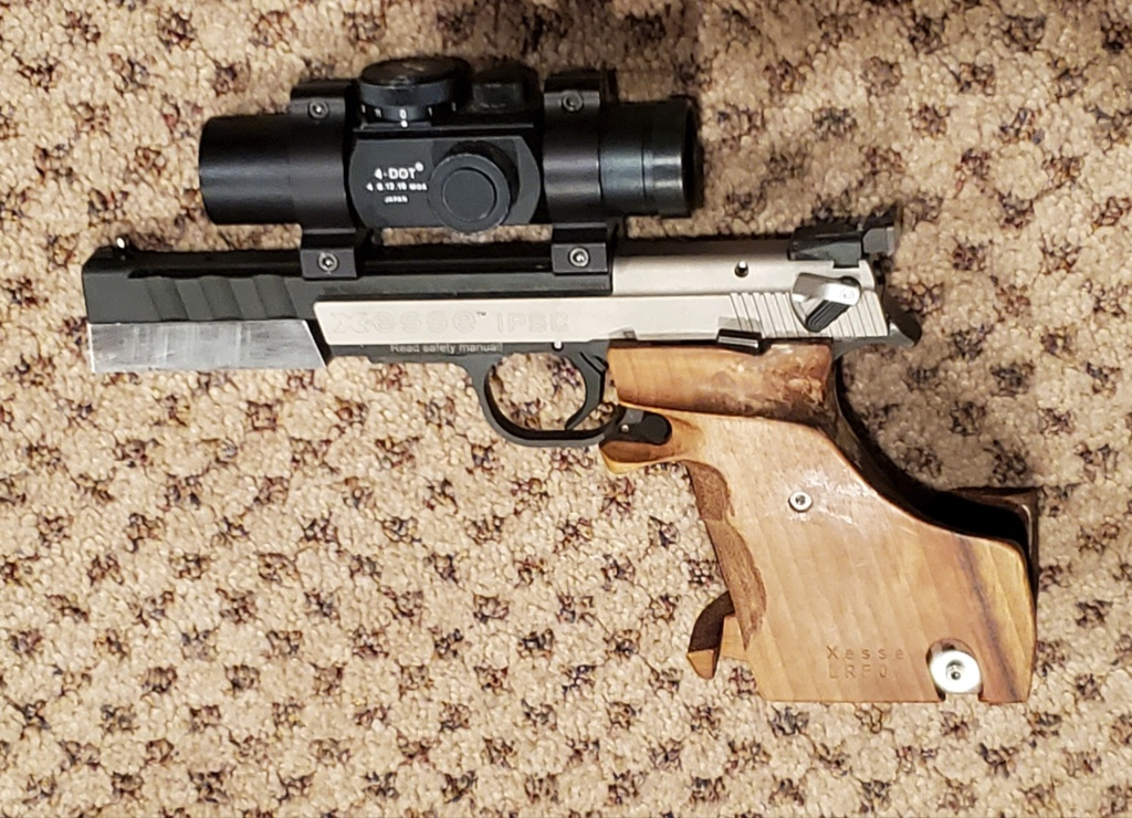 REDUCED Wts Xesse IPSC EDITION 6in barrel 20200712