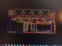 Cibles électroniques avec des Led et commandées par smarphone android Module14