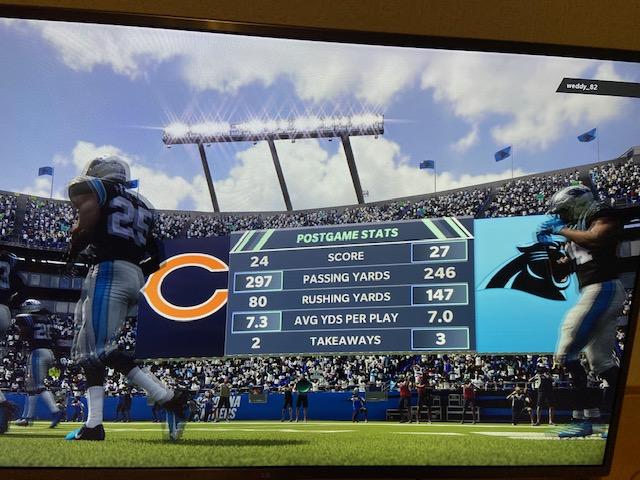 Bears@Panthers Stats10