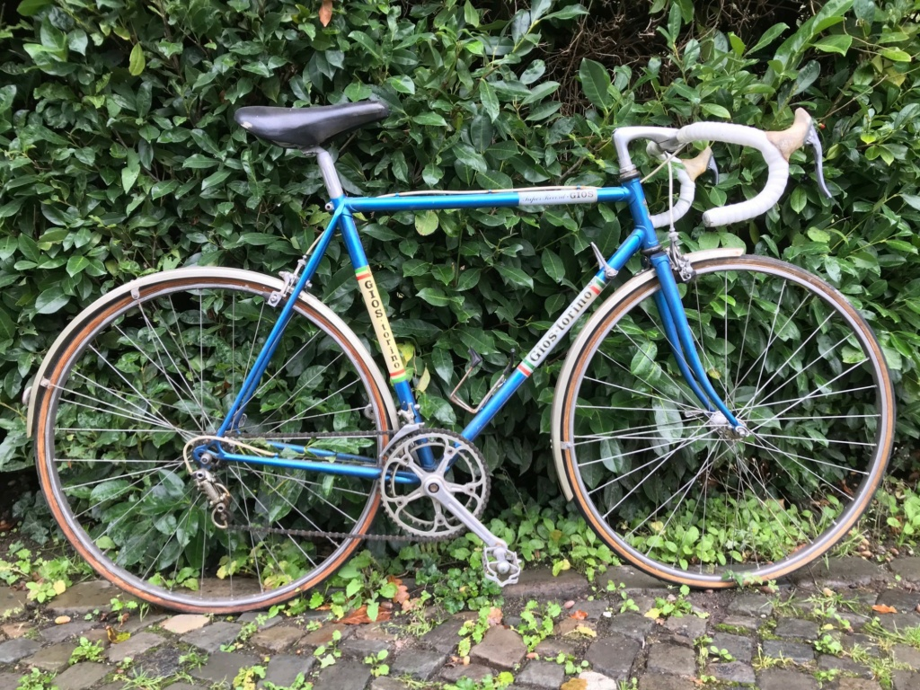 Gios Torino Super Record - Demande Informations Velo10