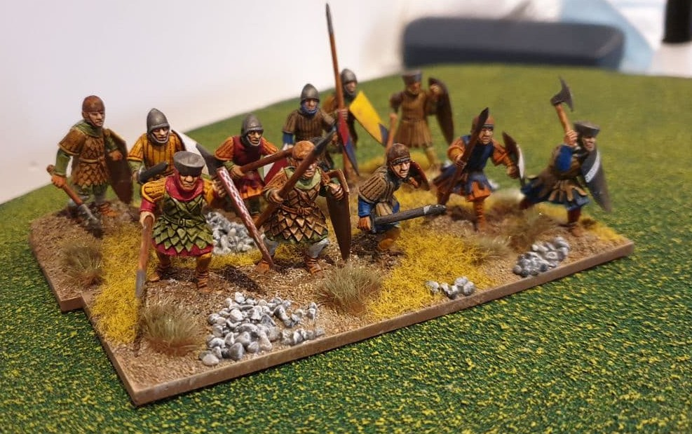 28mm Fireforge Foot sergents Photo_11