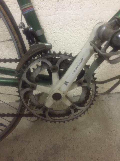 AIDE - reconnaissance d'un vélo aux raccords Nervex  Image310