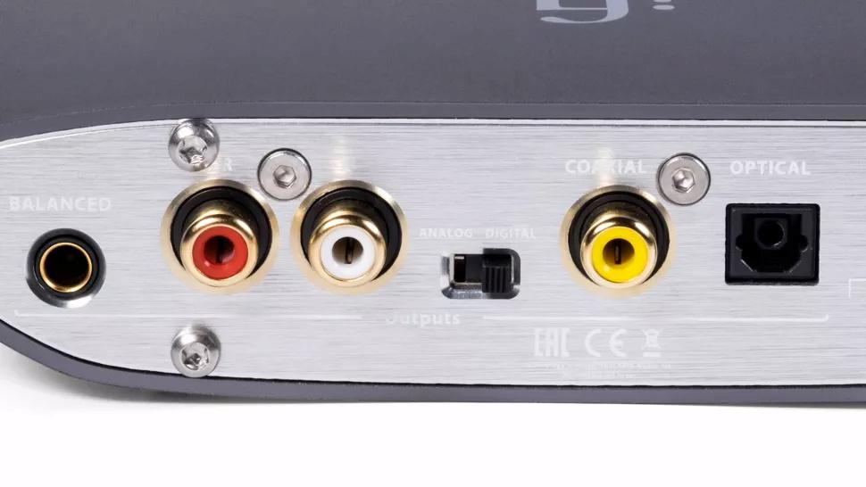 reprodução de audio digital sem por em causa a reprodução analogica Fzberh10