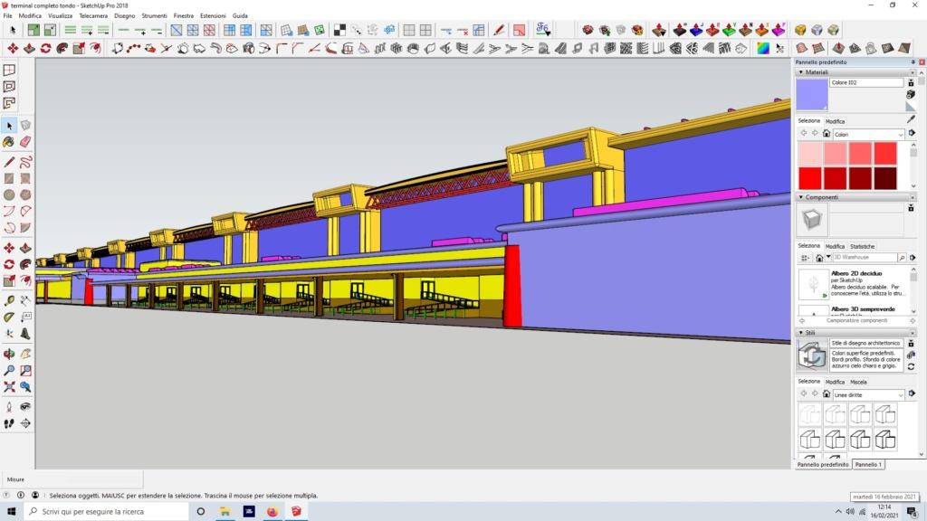 Il mio progetto di Malpensa per Flight Simulator 2020 (foto e domande) 110