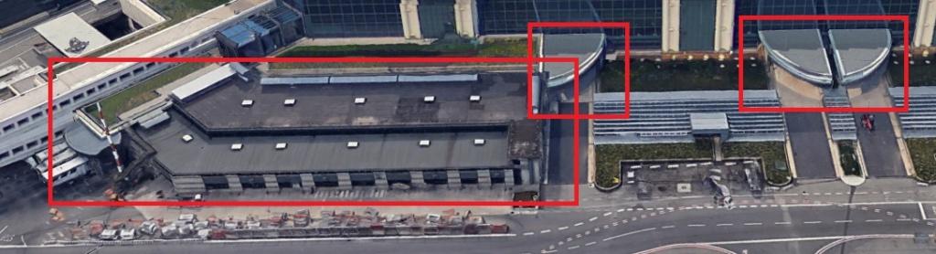 Il mio progetto di Malpensa per Flight Simulator 2020 (foto e domande) 1210