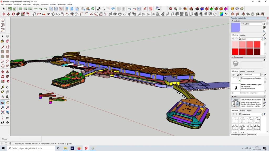 Il mio progetto di Malpensa per Flight Simulator 2020 (foto e domande) 210