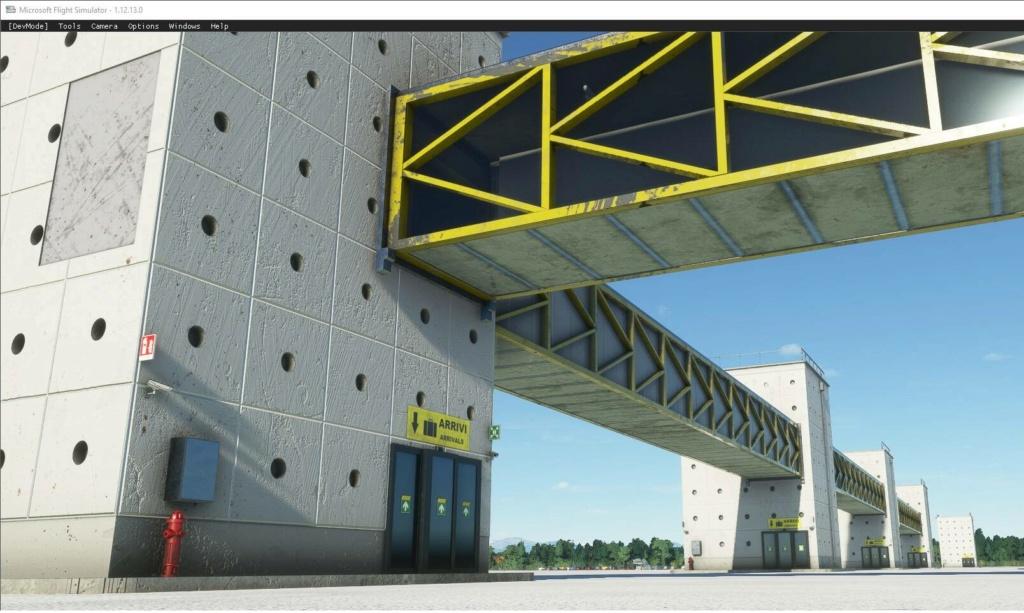 Il mio progetto di Malpensa per Flight Simulator 2020 (foto e domande) 30d7b510