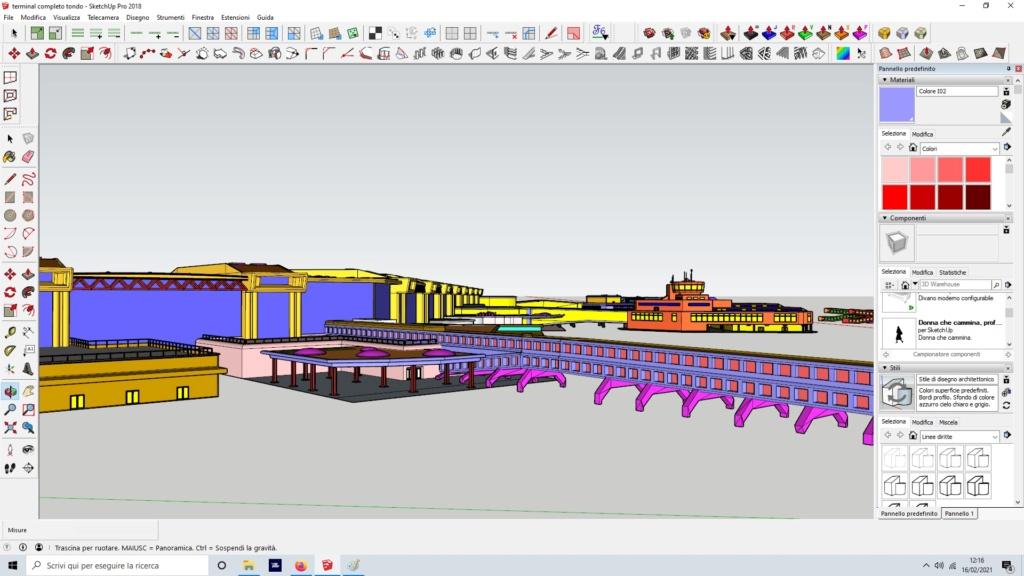 Il mio progetto di Malpensa per Flight Simulator 2020 (foto e domande) 310