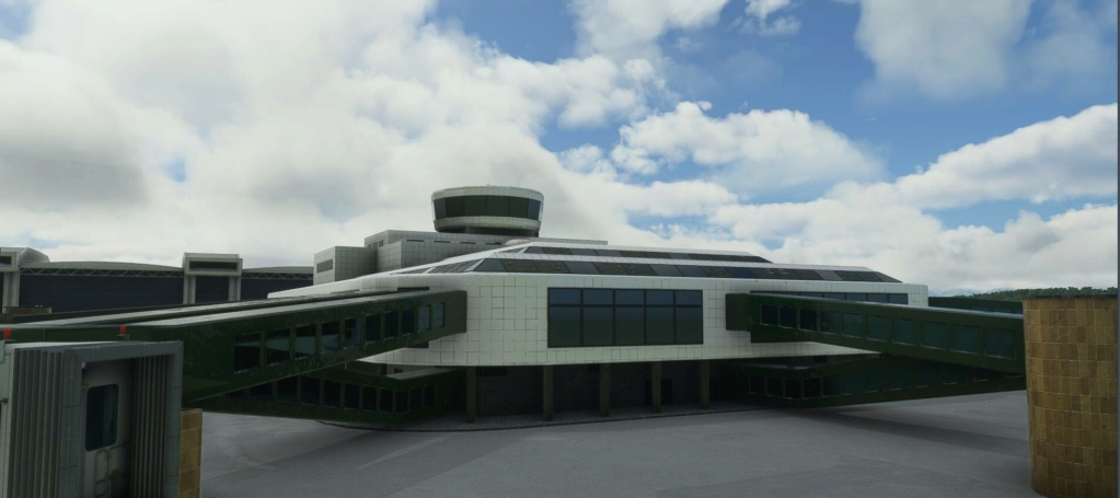 Il mio progetto di Malpensa per Flight Simulator 2020 (foto e domande) 49403a10