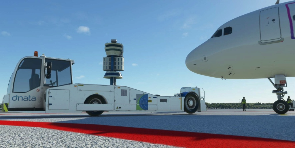 Il mio progetto di Malpensa per Flight Simulator 2020 (foto e domande) 59b4de10