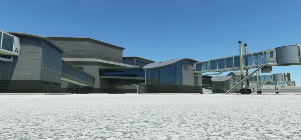 Il mio progetto di Malpensa per Flight Simulator 2020 (foto e domande) A2248f10