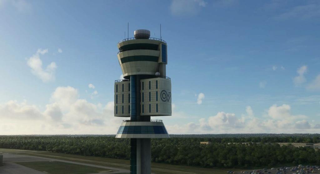 Il mio progetto di Malpensa per Flight Simulator 2020 (foto e domande) B6bafc10