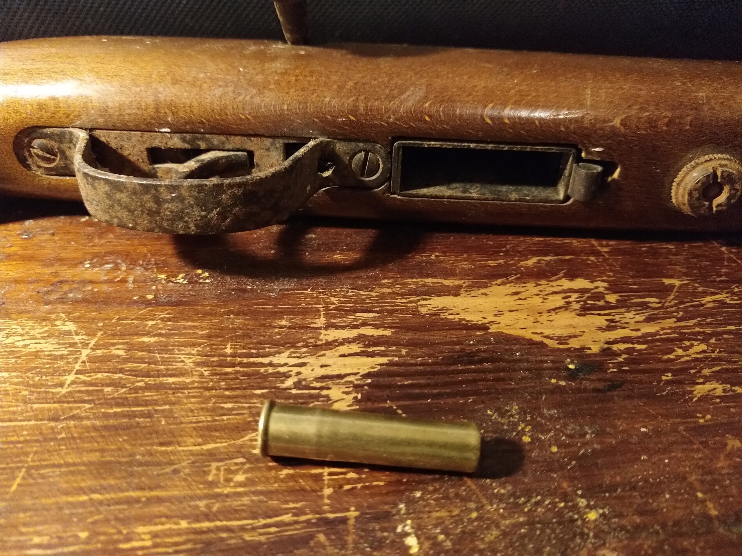Identification Carabine A211