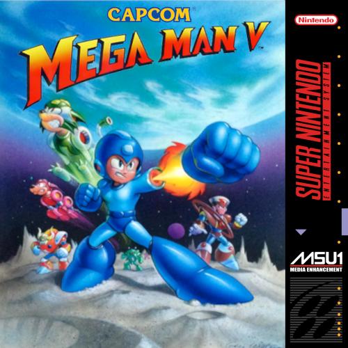 MSU1 Cover Art - Page 5 Megama13