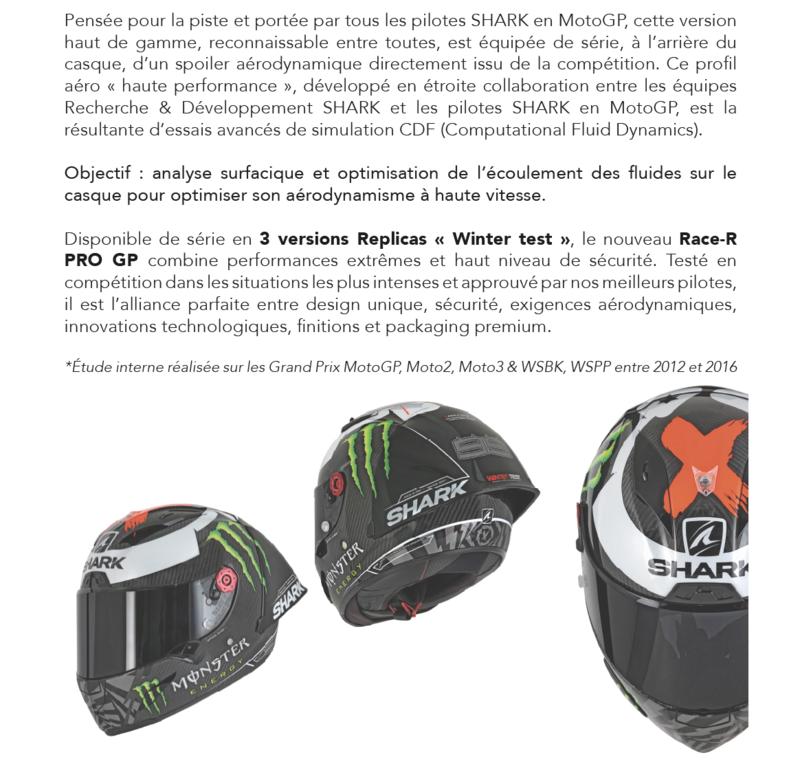 Sortie du SHARK RACE-R PRO GP REPLICA WINTER TEST Image014