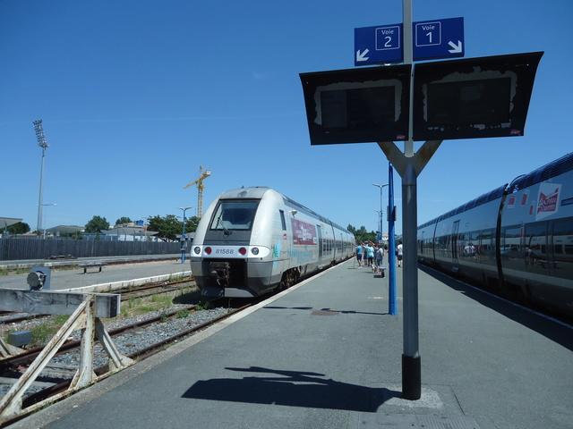 En gare de Royan  Dsc00310