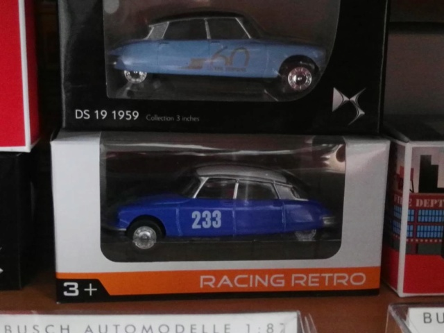 3 inches - les DS   Ds3310