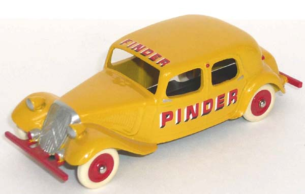 Citroën chez Pinder Pinder10