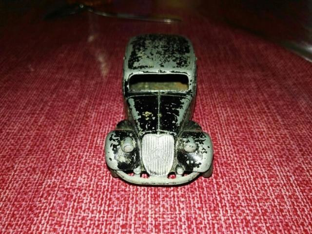 Citroën Traction JRD ancienne , nouvelle vie !!! Tracti10