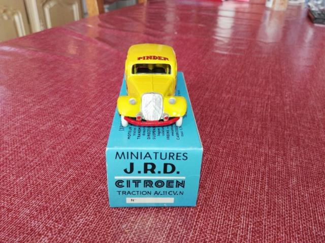 Citroën Traction JRD ancienne , nouvelle vie !!! Tracti23