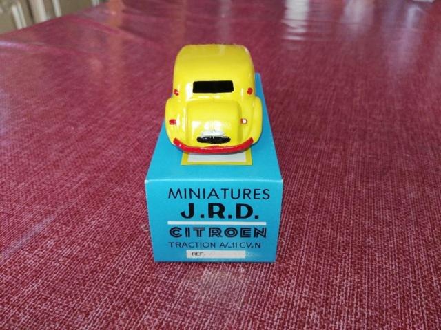 Citroën Traction JRD ancienne , nouvelle vie !!! Tracti24