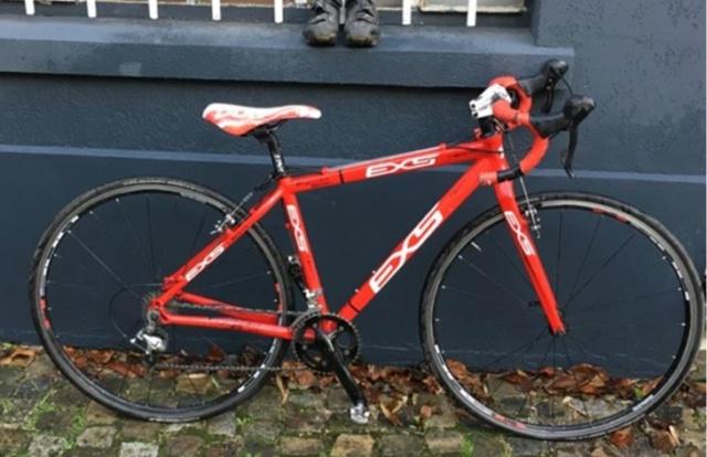 Velo Cyclo / Route pour Benjamin Captur17