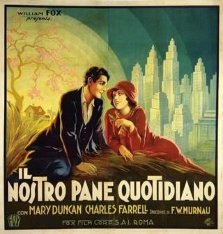 1930 - City Girl Affich10