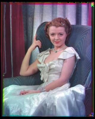 Janet Gaynor (1906-1984) Colore10