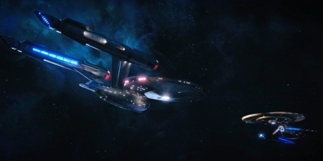 Star Trek Discovery - Serie TV Enterp11
