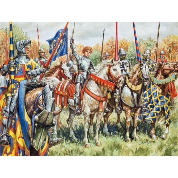 1999 - Jeanne d'Arc - Besson Figuri10