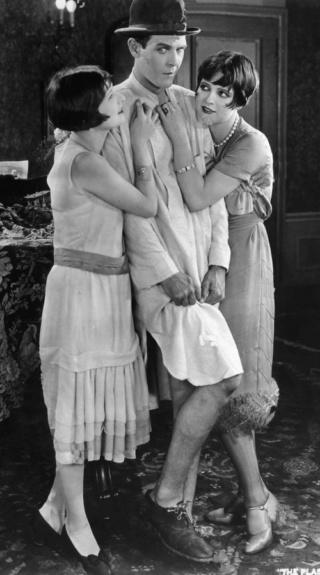1925 - The plastic age  Hazed_10