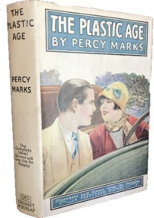 1925 - The plastic age  Novel10