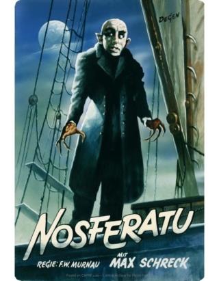 1922 - Nosferatu: A Symphony of Horror Plaque10