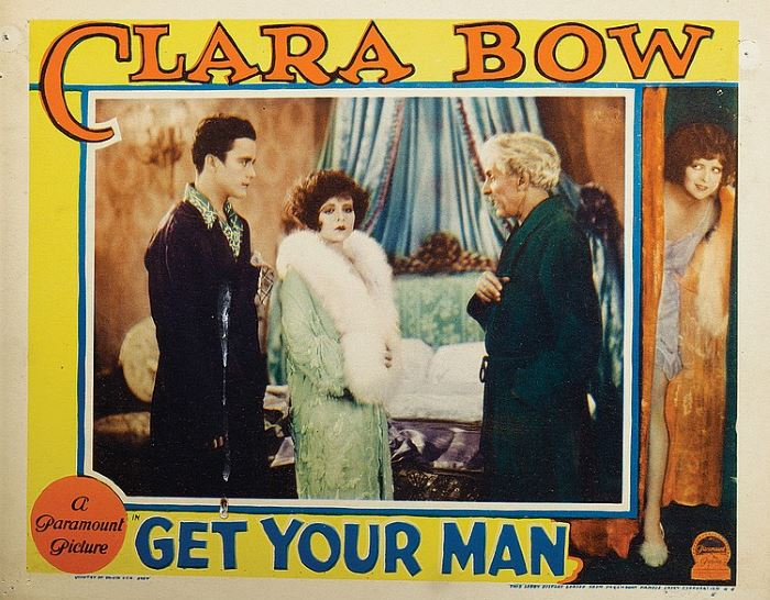 1927 - Get your man  Poster11