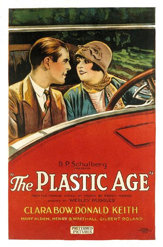 1925 - The plastic age  Poster14