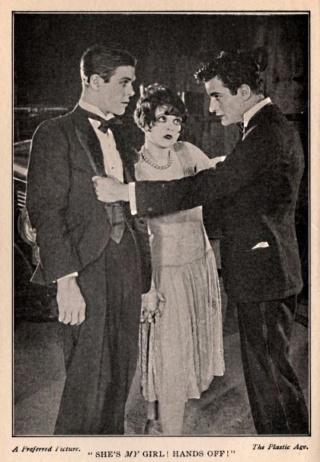 1925 - The plastic age  Rivals10