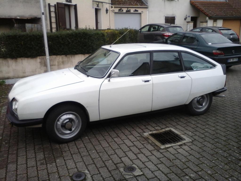 [VinceX2] GS X2 1978 Blanc Meije 20170311