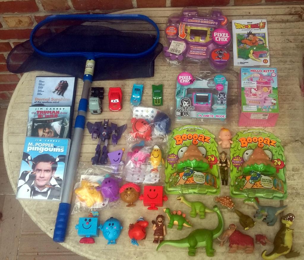 Trouvailles en Brocante, Bourse Aux jouets, Vide Greniers ... - Page 15 20180810