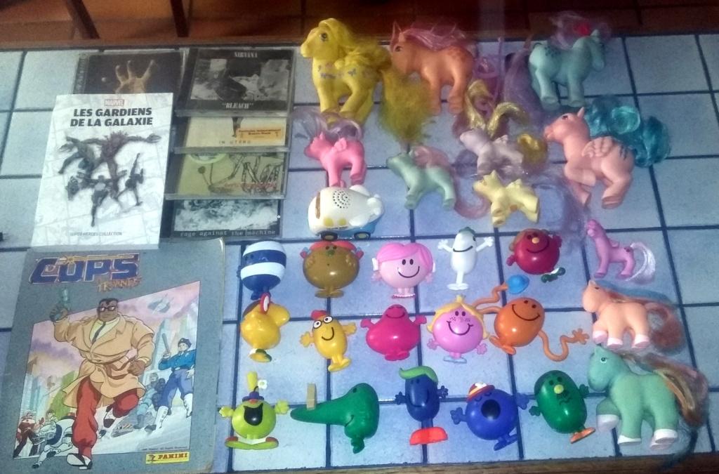 Trouvailles en Brocante, Bourse Aux jouets, Vide Greniers ... - Page 15 20180811
