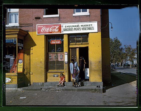 1944-1945..charpente, façade, café...la suite.... Boutiq10