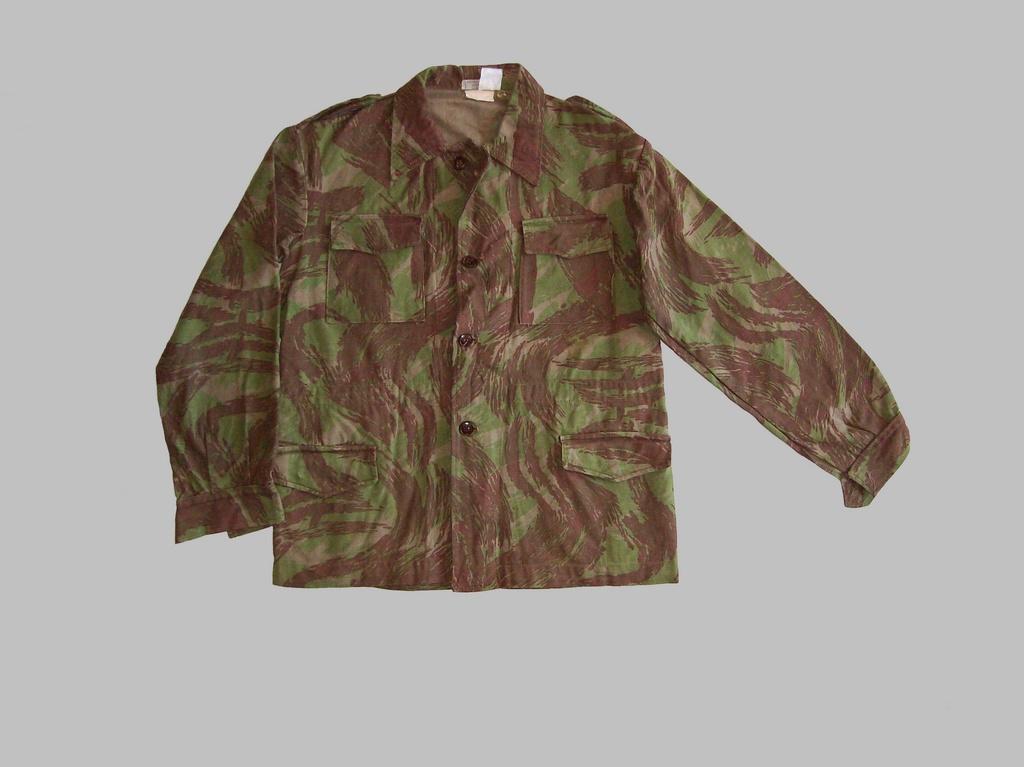 Portugese paratrooper jacket 100_6410