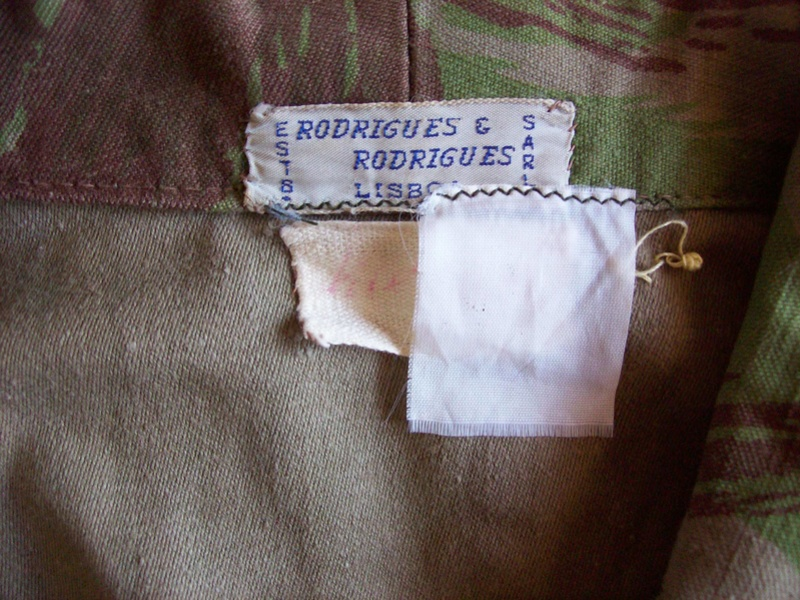 Portugese paratrooper jacket 100_6412