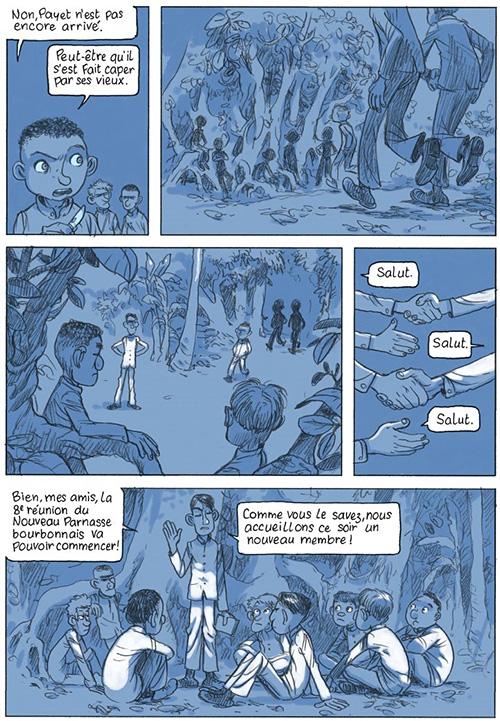 Chroniques du Léopard, de Appollo et Téhem (Dargaud) Leopar11