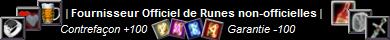 Trollesquement Flash Runes10