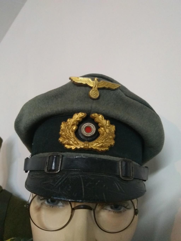 Casquette officier  artillerie côtière  15873210