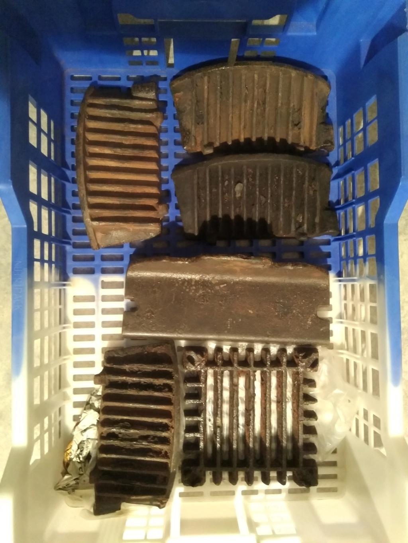 Pièces pour poêle de bunker WT80 K Img_3275